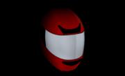 K. Style Moto Helmet Unit MLG