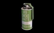 Smoke Grenade White