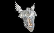 Heavy Armor Fallen Angel Chrome