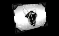 Heavy Armor Fallen Angel (Vindicator) Recipe.png