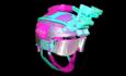 K. Style Helmet (Pink Graffiti).png
