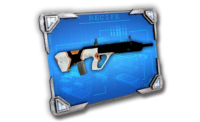 Steyr AUG (Destruction) Recipe.png