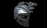 K. Style Helmet Black
