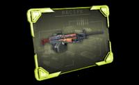 M249 (Elite) Recipe.png
