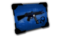 MP5 (Police) Recipe.png