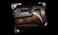 Karambit (Dreadnought) Recipe.png