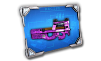 FN P90 (Skully Pink) Recipe.png