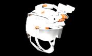 K. Style Helmet Destruction
