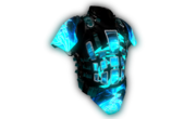 Heavy Armor Neon Dragon