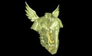 Heavy Armor Fallen Angel Gold