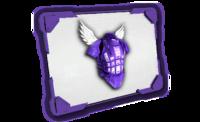Heavy Armor Fallen Angel (Purple) Recipe.png