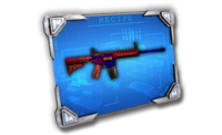 M4A1 (Void) Recipe.png