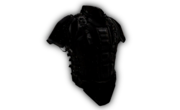 Heavy Armor Modern Black
