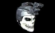 K. Style Helmet Skull