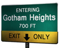 Gotham-Heights sign.png