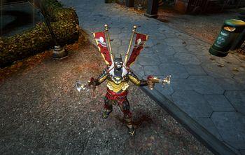Gaslightbatman Samurai InGame.jpg