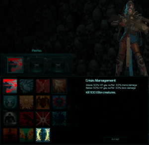 Perks - Warhammer 40,000: Inquisitor - Martyr Wiki
