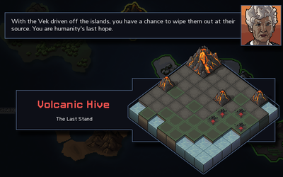 Volcanic Hive - Surface
