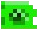 Gelatinous Cube (green)