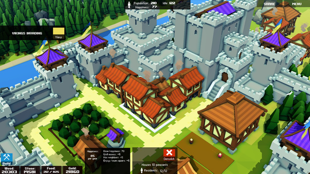 Official Kingdoms and Castles Wiki