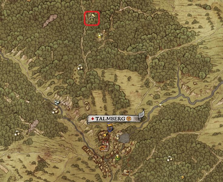 File:Clearing in woods north of Talmberg.jpg