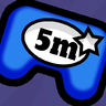 T 5MillionPlays Default Icon.png