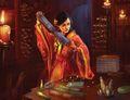 Master of Gisei Toshi by Joyce Maureira.jpg