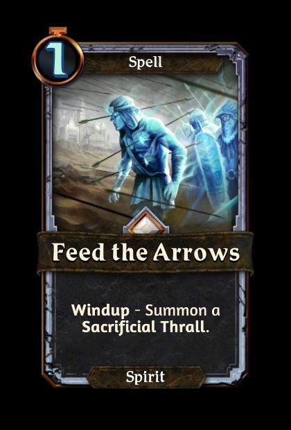 Feed the Arrows