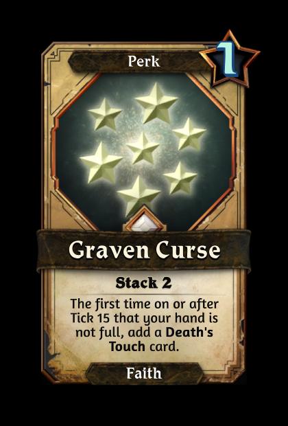 Graven Curse