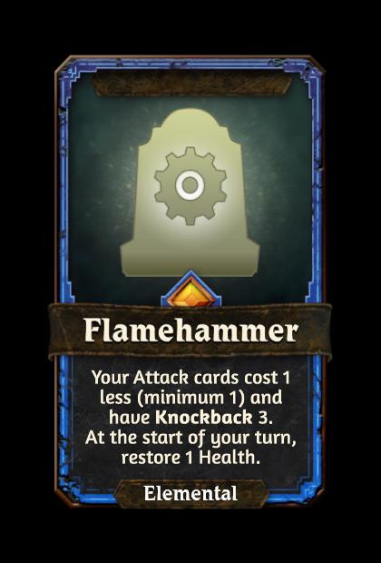 Flamehammer