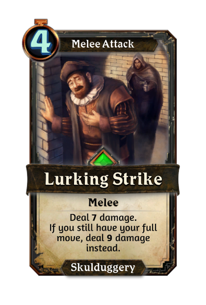 Lurking Strike