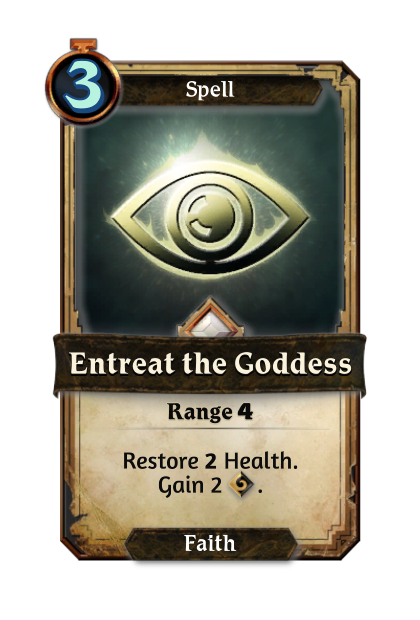 Entreat the Goddess