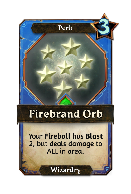 Firebrand Orb