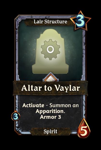 Altar to Vaylar