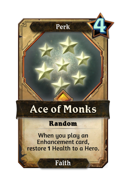 Ace of Monks