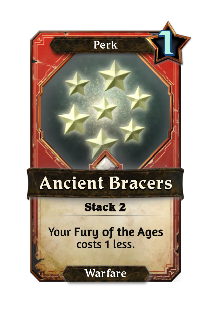 Ancient Bracers