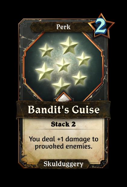 Bandit's Guise