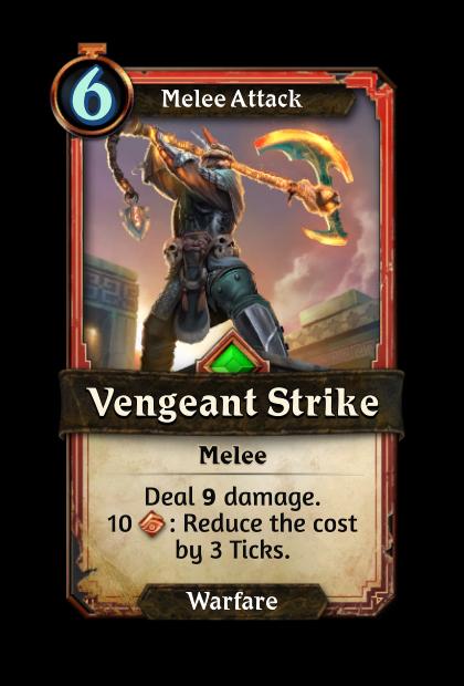 Vengeant Strike