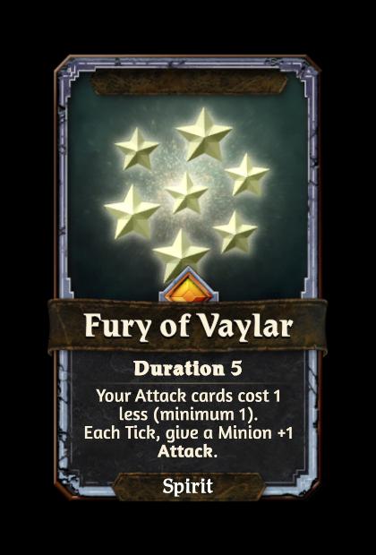Fury of Vaylar