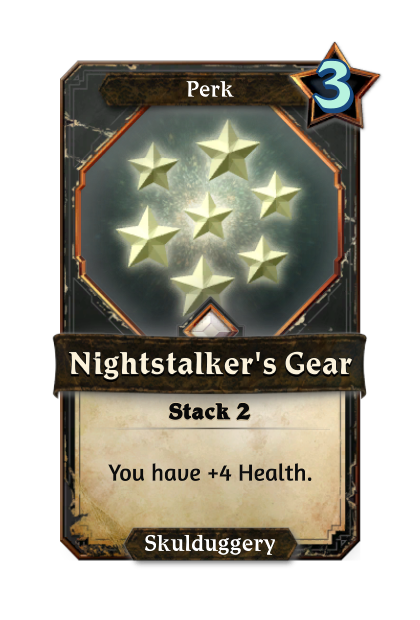 Nightstalker's Gear