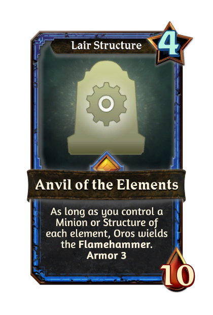 Anvil of the Elements