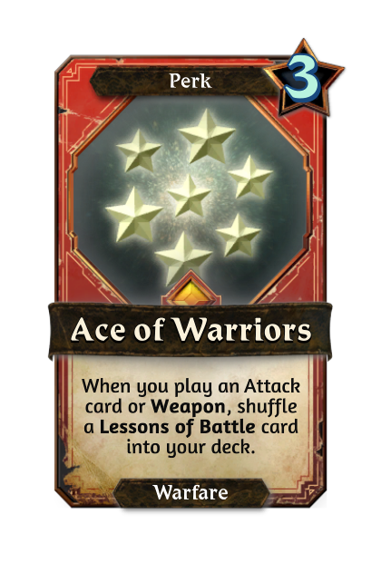 Ace of Warriors