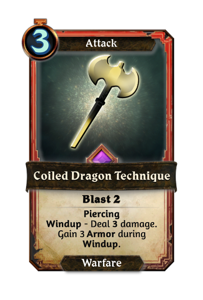 Coiled Dragon Technique
