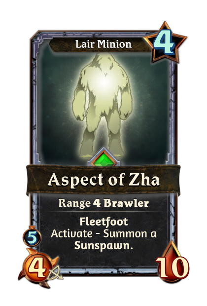 Aspect of Zha