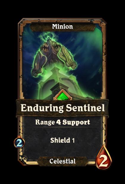 Enduring Sentinel