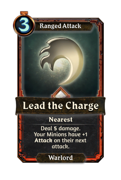 Lead the Charge