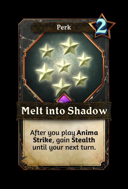 Melt into Shadow