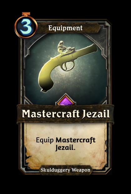 Mastercraft Jezail