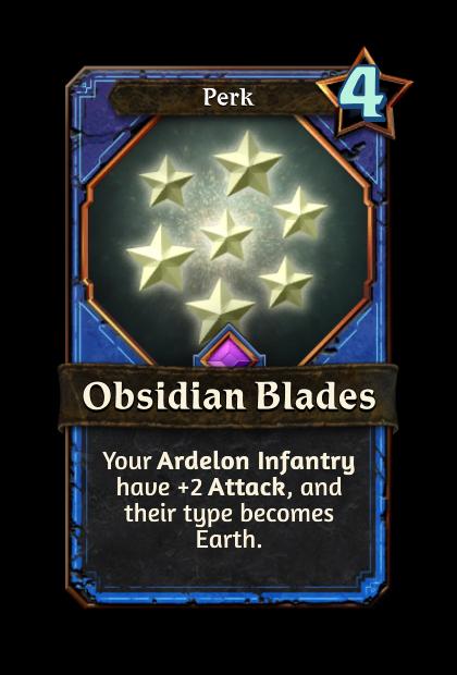 Obsidian Blades
