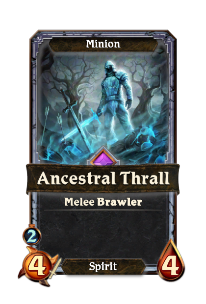 Ancestral Thrall